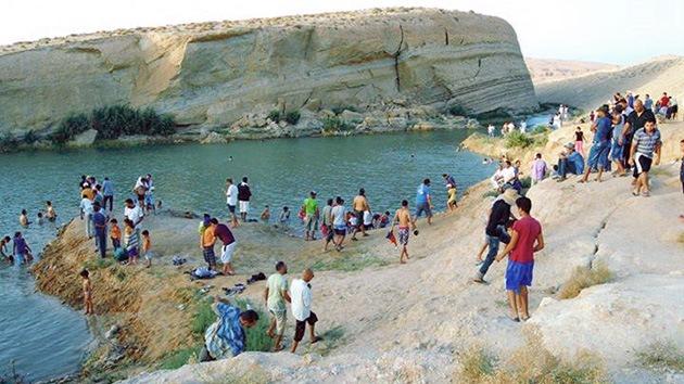 ¿Maná o maldición? A Túnez le sale un lago