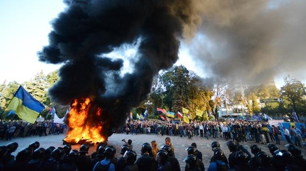 Rusia lamenta que Europa no reconozca las violaciones de derechos humanos perpetradas por Kiev
