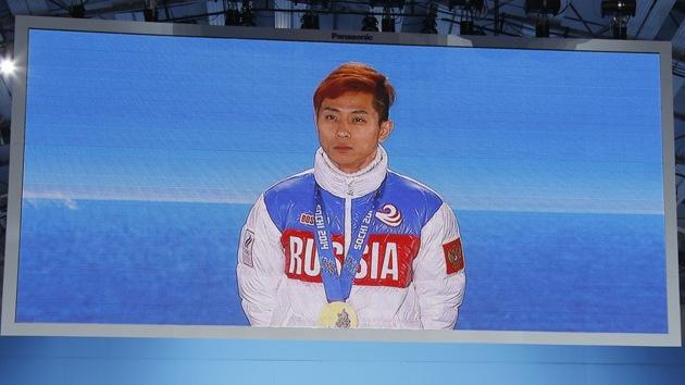"""Campeón olímpico: """"Me ofrecieron dinero por criticar a Rusia y a Crimea"""""""