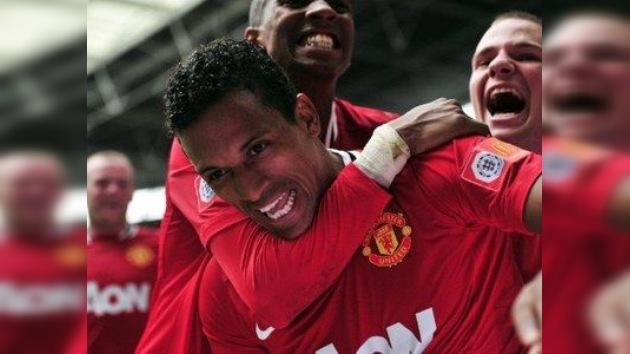 El Manchester United, campeón de la Community Shield