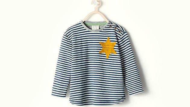 ¿Ropa de Zara inspirada en el Holocausto?