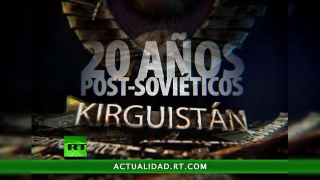 20 años post-soviéticos : Kirguistán