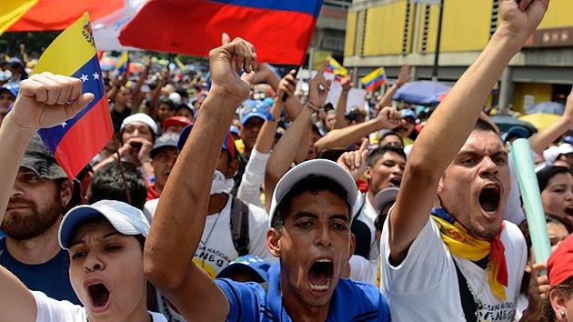 """Venezuela denunciará """"la injerencia de EE.UU."""" ante la ONU"""