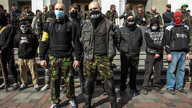 """""""Lo que hay en Kiev es peor que el Tercer Reich, ya que en este al menos había orden"""""""