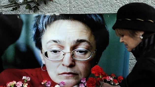 Un jurado examinará el caso del asesinato de Politkóvskaya