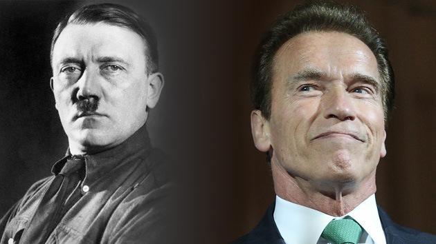 'Terminator' se confiesa: Schwarzenegger admite su admiración por Hitler