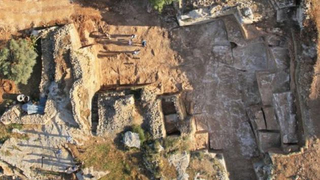 Israel descubren la posible cantera de donde sacaron la for De donde es la roca