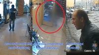 abuela lucha y quita mascara a ladron de banco