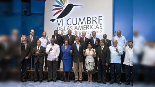 Termina la VI Cumbre de las Américas empañada por la falta de consenso