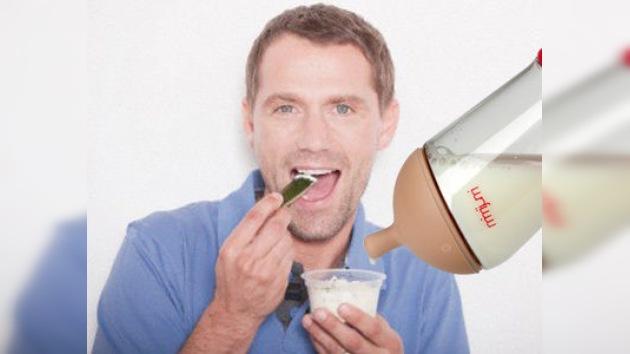 Ponen a la venta helado de leche materna en Londres