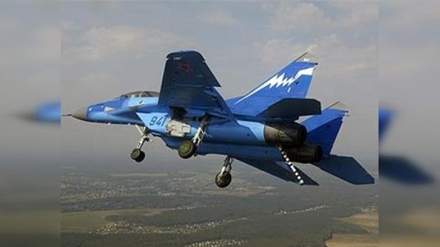 Birmania cierra contrato de compraventa de 20 cazas rusos MiG-29