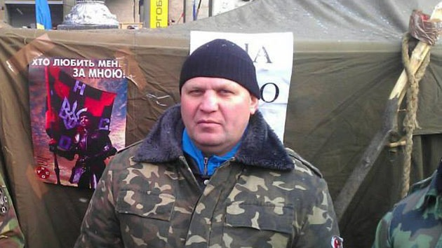 Rusia procesa a un nacionalista ucraniano por vínculos con terroristas chechenos