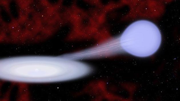 Captan una estrella 'zombi' que sobrevivió una explosión inusual de supernova