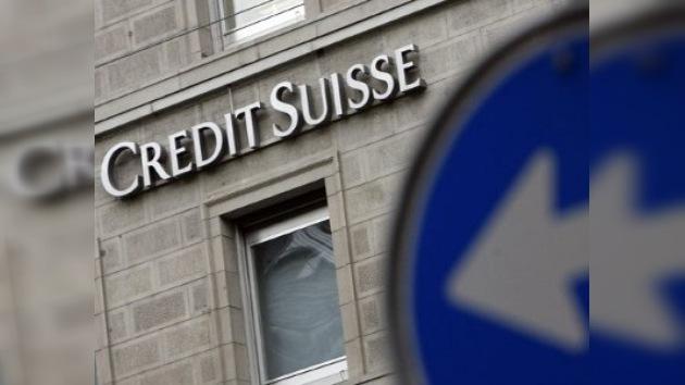 El banco Credit Suisse pagará a EE.UU. una multa de 536 millones de dólares