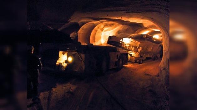 En Rusia inauguraron monumento a la sal