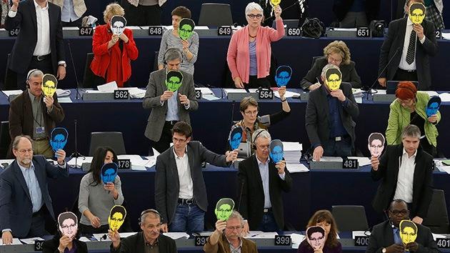 La UE amenaza con bloquear el Acuerdo Transatlántico con EE.UU. por el espionaje