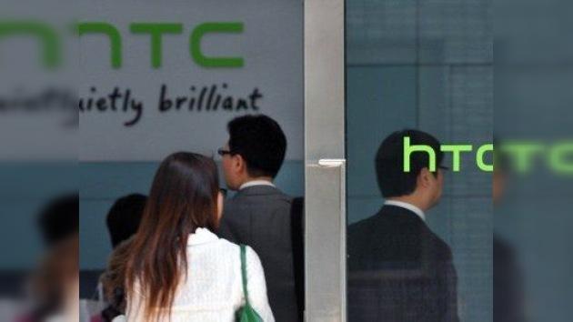Primer asalto en la guerra de patentes: Apple 1-HTC 0