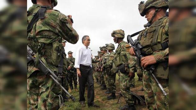 Capturan al segundo comandante de la columna Teófilo Forero de las FARC