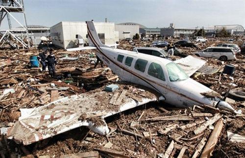 Japón en ruinas tras devastador terremoto