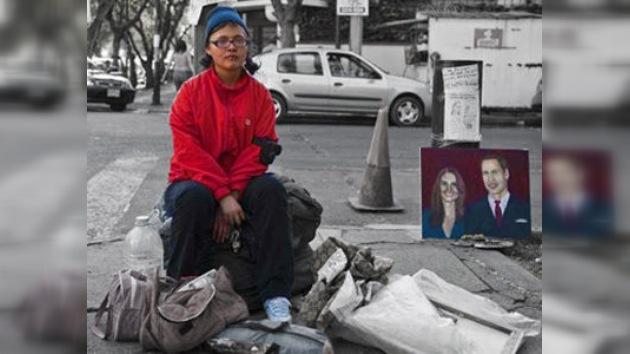 Joven mexicana que estuvo en huelga de hambre no pudo entrar al Reino Unido