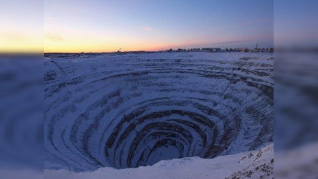 Encontrado en república rusa de Sajá un diamante de 136 quilates
