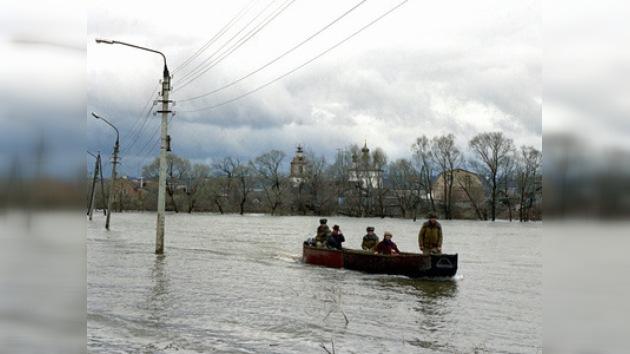 Rusia está preparada para las inundaciones primaverales