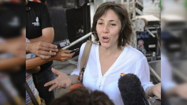 Mariela Castro promueve la unión legal para homosexuales en Cuba