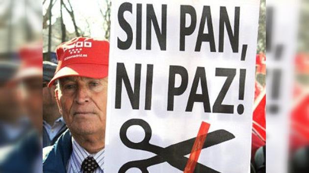 Madrid estalla contra la reforma laboral, en vivo por RT