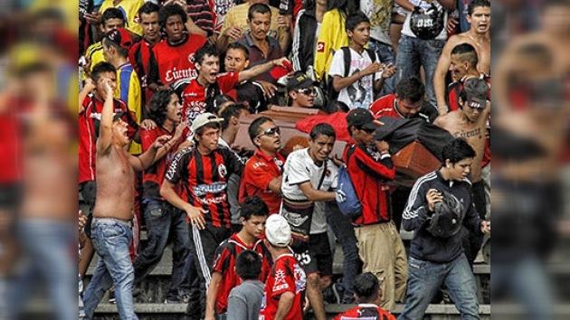 Mano dura contra la violencia deportiva en Colombia