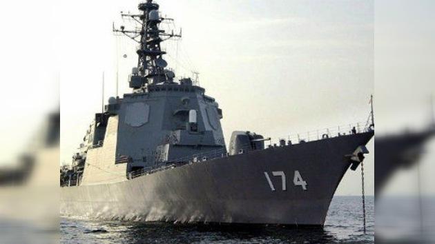 Japón envía un destructor a Okinawa ante el lanzamiento de un misil de Corea del Norte