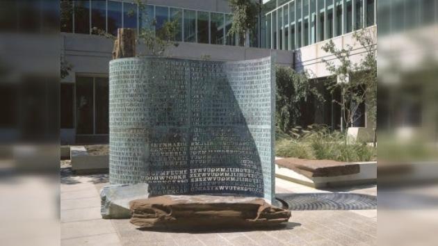 El misterio de la escultura de la CIA sigue sin resolver