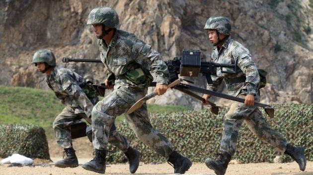 Pentágono: China construye una isla en el mar de China Meridional