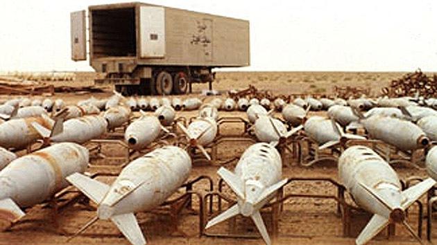 Un búnker de Saddam repleto de sarín podría estar en manos del Estado Islámico