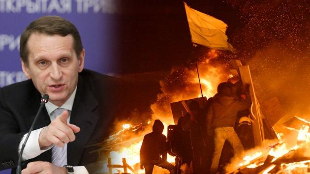 Ucrania, el primer país de Europa donde se exportó la 'primavera árabe'