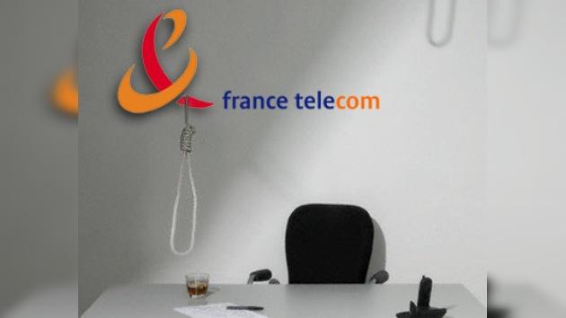 France Telecom incapaz de frenar suicidios de empleados