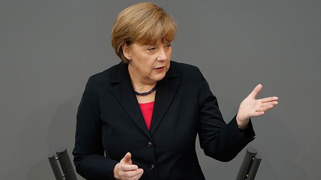 Merkel: El mensaje del presidente Putin sobre el gas natural es tomado en serio por la UE