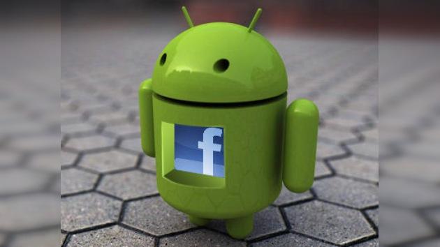 Facebook conquista los teléfonos inteligentes