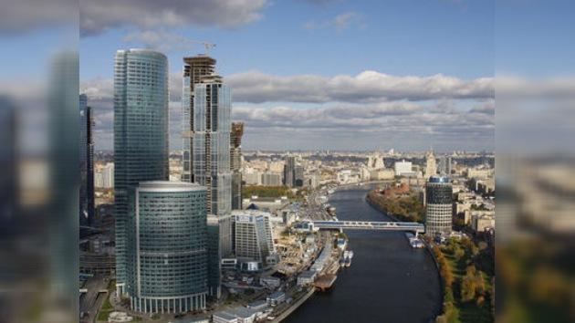 Moscú busca convertirse en la capital financiera del mundo