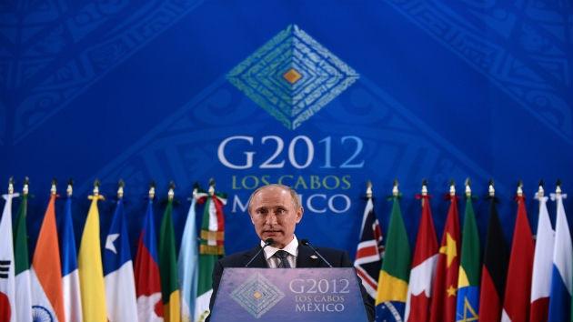 Rusia rinde más que China en el G20