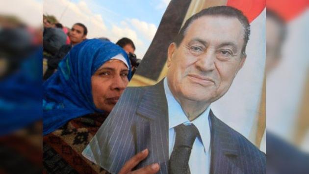 Los católicos de Egipto se oponen a la ejecución de Mubarak