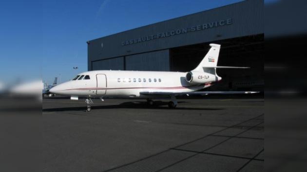 El avión para el presidente boliviano será francés
