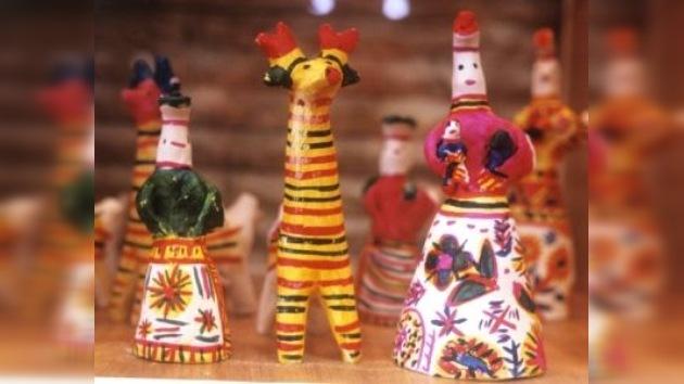 ¡Aprendan a modelar y pintar silbatos en la provincia rusa de Tula!