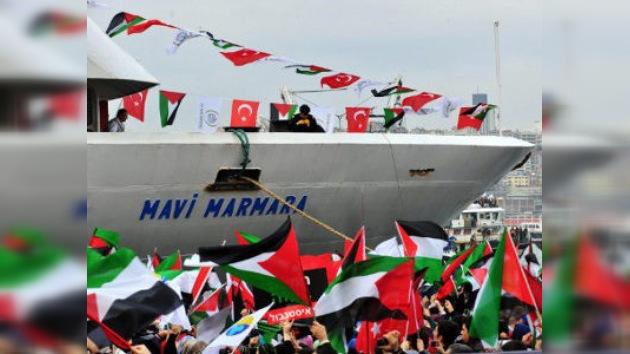 Turquía reduce al mínimo los contactos con Israel