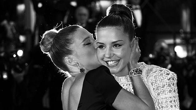 'La vida de Adèle' gana la Palma de Oro en Cannes