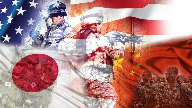 ¿Qué haría EE.UU. en caso de guerra entre China y Japón?