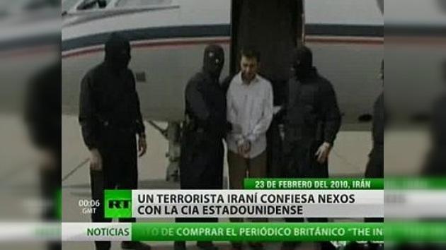 El líder del grupo terrorista Jundullah confiesa estar ligado con la CIA