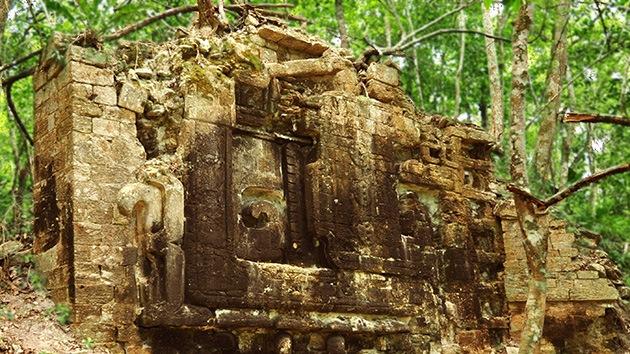 Fotos: Descubren dos impresionantes ciudades maya en la selva de México