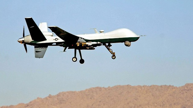 Los ataques con drones de EE.UU. en Afganistán aumentaron un 72% en 2012