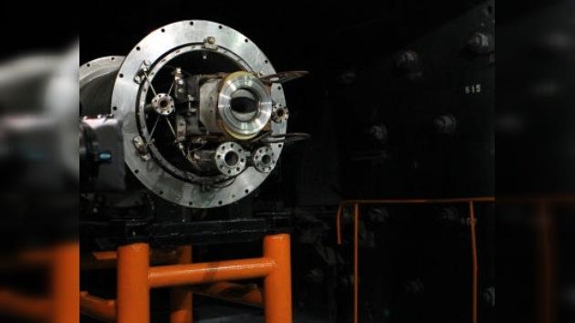 Un megarreactor ruso de impulsos estudiará terremotos
