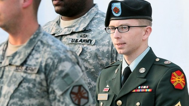 """""""Bradley Manning es digno del Premio Nobel de la Paz"""""""